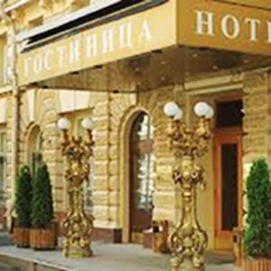 Гостиницы Водного