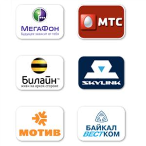 Операторы сотовой связи Водного